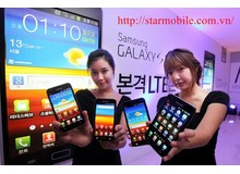 Starmobile: samsung galaxy sii hd lte