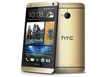 Starmobile: HTC ONE M7 vàng