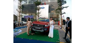 Showroom CITY FORD SÀI GÒN