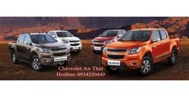 Showroom CHEVROLET AN THÁI