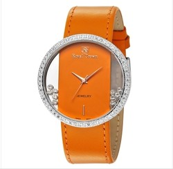 Ảnh số 62: Royal crown womens fashion watch large dial trend strap watch 611 - Giá: 1.955.000