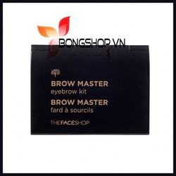 Ảnh số 51: The Face Shop Brow Master Eyebrow Kit 01 Beige Brown - Giá: 160.000