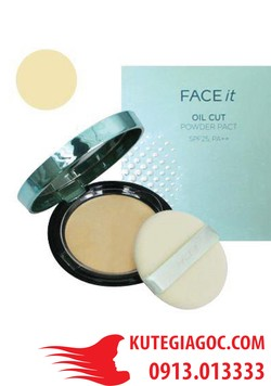 Ảnh số 8: Phấn FACE it OIL CUT THE FACE SHOP - Giá: 250.000