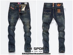 Ảnh số 9: Adidas Diesel Button Mid Rise Jeans - Giá: 580.000