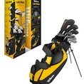 Bộ Gậy Đánh Golf WILSON ULTRA Mens Right Handed Complete Package Golf Club Set w/ Bag