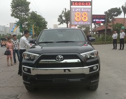 Toyota 4Runner 4.0 limited 2015 nhập Mỹ giao ngay.