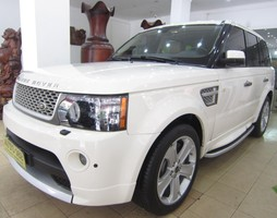 Land Rover RangeRover SportSuperCharged 2009.