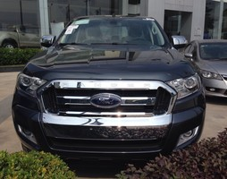Ford New Ranger.
