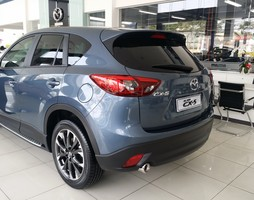 Mazda cx5 facelift 2016.