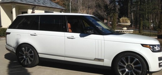 Bán Range Rover Autobiography LWB Black Edition Limited 2015, Ảnh số 1