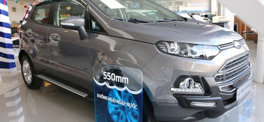 Bán xe Ford EcoSport Trend AT, Ảnh số 1
