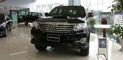 Toyota Fortuner 2015 Khuyến Mại Lớn Giao Xe Ngay.